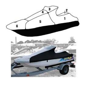 Yamaha 1990-97 WAVE RUNNER III