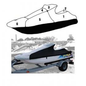 Yamaha 1991-93 Wave Runner LX/ 1992-95 VXR, VXR Pro