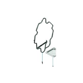 Fig 1 - Sea-Doo oljepumps o-ring