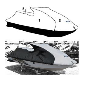 Yamaha 1998-99 Wave Runner XL 760/ 1998 XL 1200/ 1999-04 XL